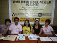 Seminar Update on DOLE, Philhealth and Pag-ibig